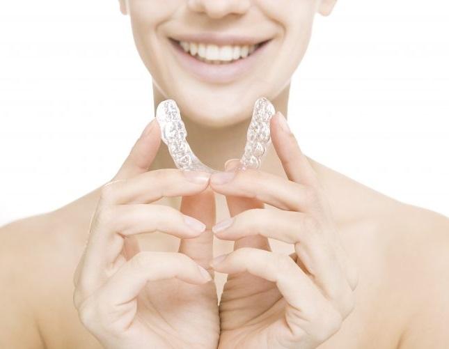 Orthodontics with invisalign