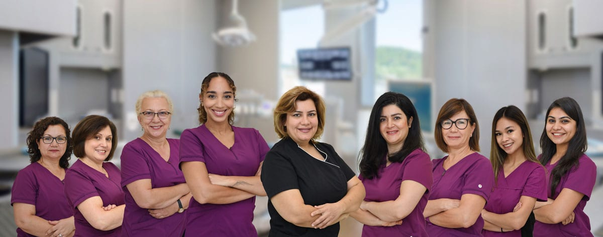silverhill dental team